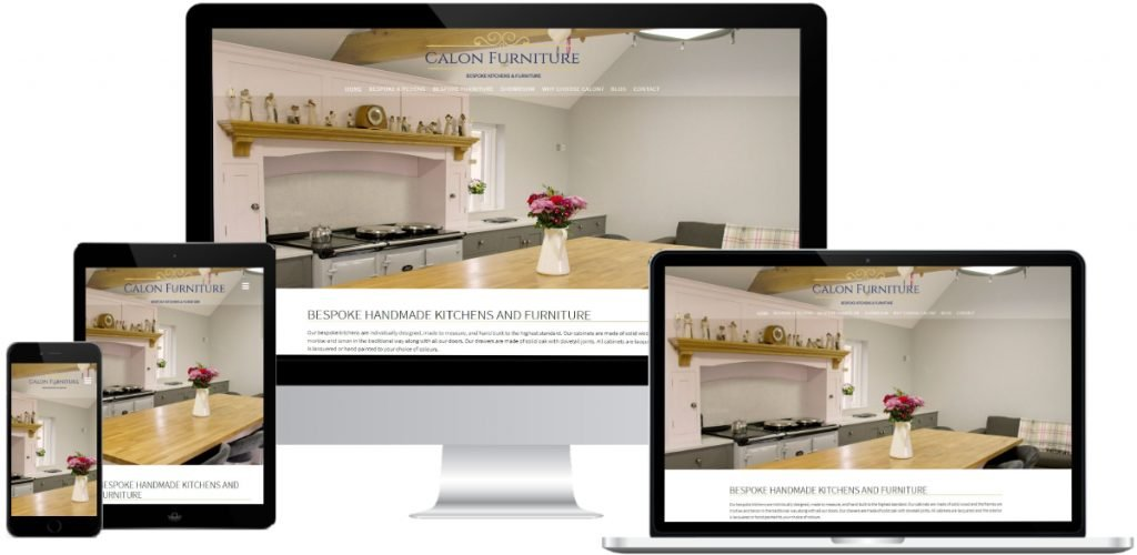 Brochure web design Llangollen